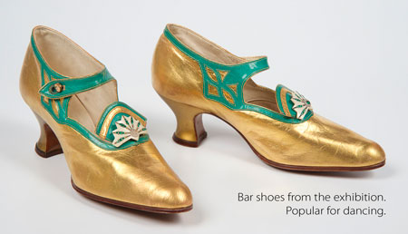 Bar shoes 1920-25