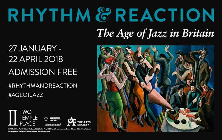 Rhythm & Reaction advertising