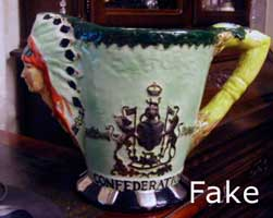 Fake Confederation Jug