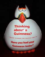 Fake Carlton Ware Guinness Puffin 1