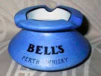Bell's ash-tray.