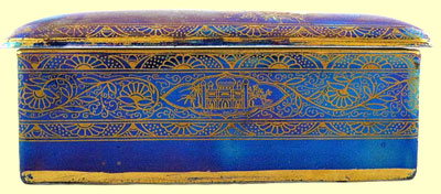 Carlton Ware PERSIAN cigarette box