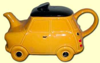 Carlton Ware Mini car teapot