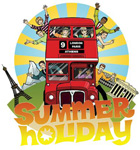 Summer Holiday film graphic