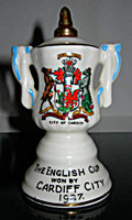 The FA Cup previously called the English Cup