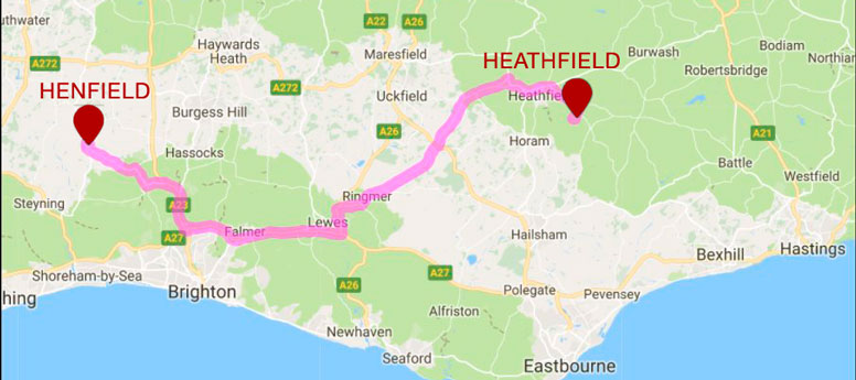 Henfield & Heathfield