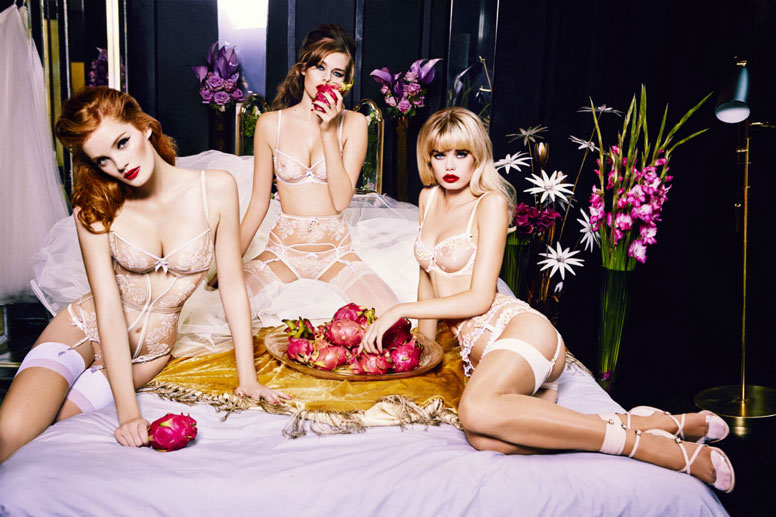 Advert for Agent Provocateur