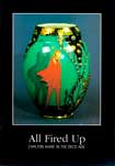 All Fired Up - Carlton Ware in the Art Deco Age