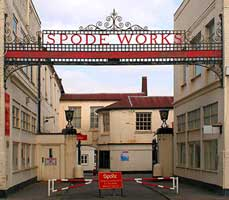 Spode's Church Street Works